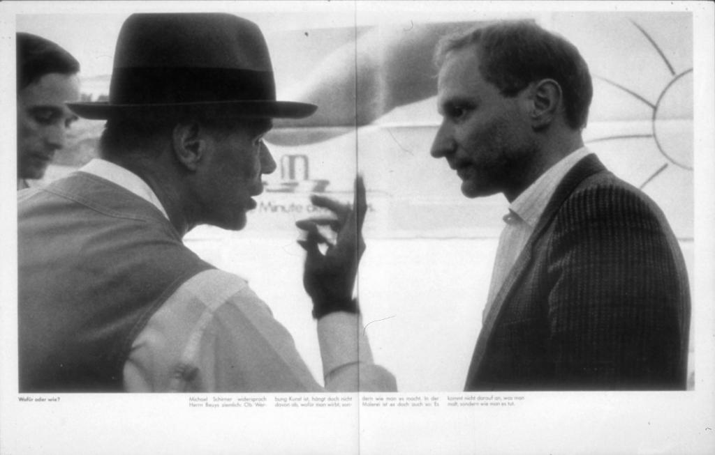 Beuys und ich