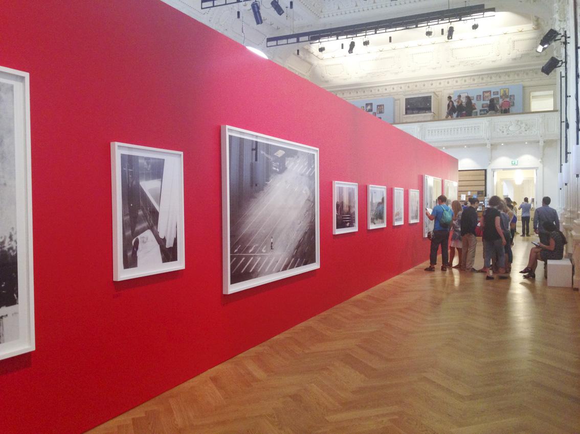 """Photoserie BYE BYE von Michael Schirner, Bienniale """"Image"""" 2016 in Vevey, 10. September – 2. Oktober 2016"""